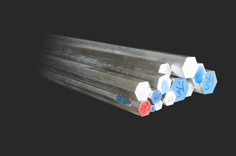 Aluminum Hexagon Bar AA6063-T5
