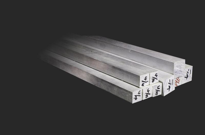 Aluminum Square Bar AA6063-T5-2